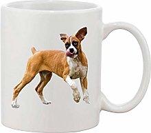 Gifts & Gadgets Co. Boxer Dog Playing Mug 11 oz