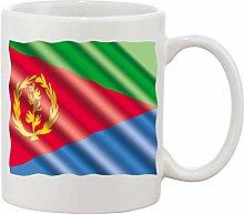 Gifts & Gadgets Co. Eritrea Flag in Wind Eritrean