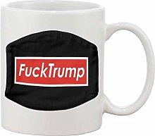 Gifts & Gadgets Co. Fuck Trump Mug 11 oz Heat