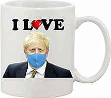 Gifts & Gadgets Co. I Love Face Masked Boris