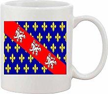 Gifts & Gadgets Co. Marche Italy Flag Mug 11 oz