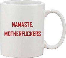Gifts & Gadgets Co. Namestate Motherfuckers Mug 11