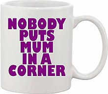 Gifts & Gadgets Co. Nobody Puts Mum in The Corner
