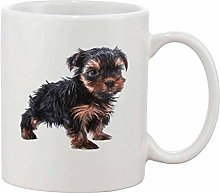 Gifts & Gadgets Co. Yorkshire Terrier Puppy Mug 11