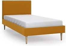 Gigi Upholstered Bed Frame Fjørde & Co Colour: