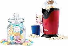 Giles & Posner® COMBO-6858 Popcorn Maker with