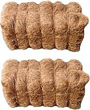 Ginger Coir Fibre Upholstery Filling Stuffing