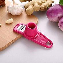 Ginger Garlic Grinding Shaving Rack Kitchen Tool