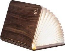 Gingko - Large Walnut Smart Booklight