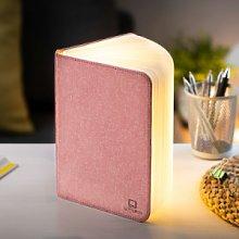 Gingko - LED Smart Book Light Blush Pink