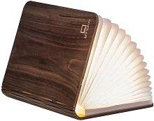 Gingko - Mini Walnut Smart Booklight