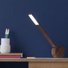 Gingko - Octagon One Desk Light - Maple