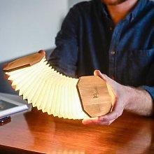 Gingko - Smart Accordion Lamp Bamboo