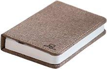 Gingko - Smart Book Light, Brown - brown -