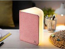 Gingko - Smart Booklight Mini Blush Pink