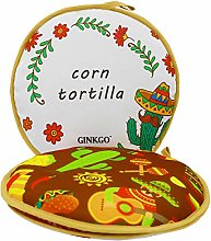 GINKGO Tortilla Warmer 11 Inch Insulated Cloth