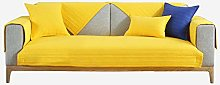 Ginsenget Universal Sectional Sofa Slipcover For