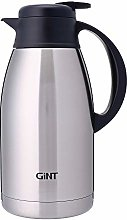 Gint Stainless Steel Thermal Carafe Double Walled