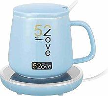 GIOAMH Coffee Mug Warmer,55℃ Automatic Coffee