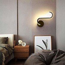 GIOAMH Creative Wall Sconces Fixtures Led Bedroom