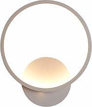 GIOAMH Indoor Led Wall Lights, Aluminum Wall Lamp
