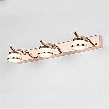 GIOAMH Led Mirror Light 9W, Bathroom Mirror Lamp