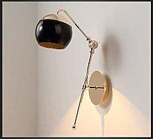 GIOAMH Living Room Wall Lamp Bedroom Industrial