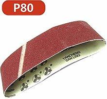GIPOTIL Abrasive Tool 533x75mm Sanding Belts