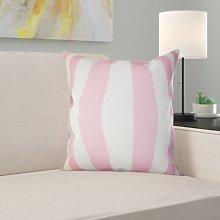 Gira Cushion Cover Brayden Studio Colour: Baby