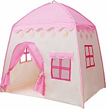 Girls Play Tent Toy with Glow in the Dark Stars