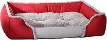 Givekoiu 2019 Soft Indoor Pet Bed Sofa 2 in 1