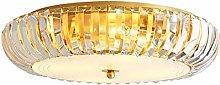 GJBHD Bedroom Fixture Lighting Crystal, E14 Base