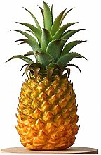GJEFEGS Artificial Fruits,Fake Pineapple for