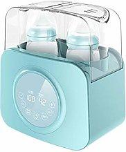 GJHBFUK Baby Bottle Warmer & Sterilizer Double