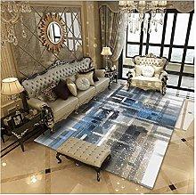 GJHYJK Rectangular Area Rug for Living Room
