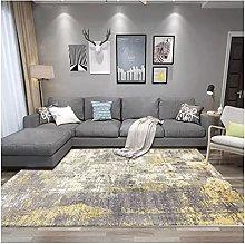 GJHYJK Rectangular Area Rug for Livingroom Bedroom