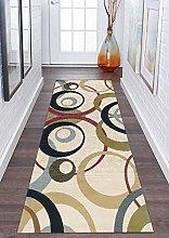 GJIF Runner Rug for Hallway, Carpet Non-slip