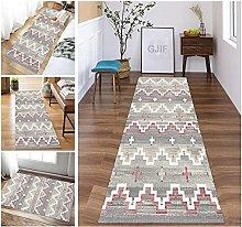 GJIF Runner Rug for Hallway, Geometry Carpet