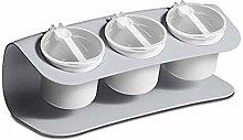 Gjrff Multi-purpose Spice Storage Canister, 3