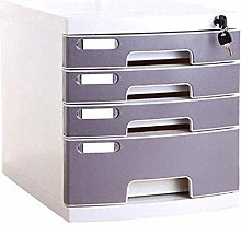 GJSN File Shelf,File Cabinet Dividers 4 Drawers