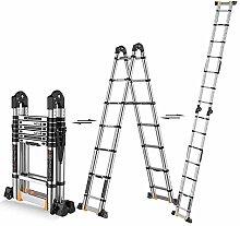 GJSN Ladders,Telescopic Ladder,Extension Folding