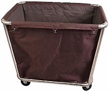 GJSN Multifunctional Portable Movable Cart,Laundry