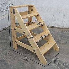 GJSN Step Stool,Multifunction Folding Step