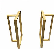 GJSN Table Legs,Niture Foot,Golden Slab Table