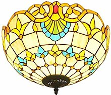 GJY Ceiling Decorated Lighting with 16-Inch Retro