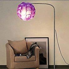 GJY Floor Lamp, Creative Garden Wrought Iron Floor