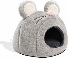 GJY Hamster Nest Pad Warm Pet Nest Cotton Cushion