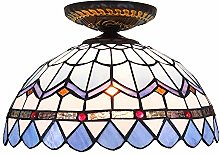 GJY Mediterranean Blue Decorated Ceiling Lighting