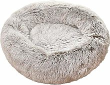 GJY Pet Bed Dog Round Cat Winter Warm Sleeping Bag