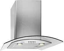 GL60WS Extractor Cooker Hood 60cm 129 W Stainless